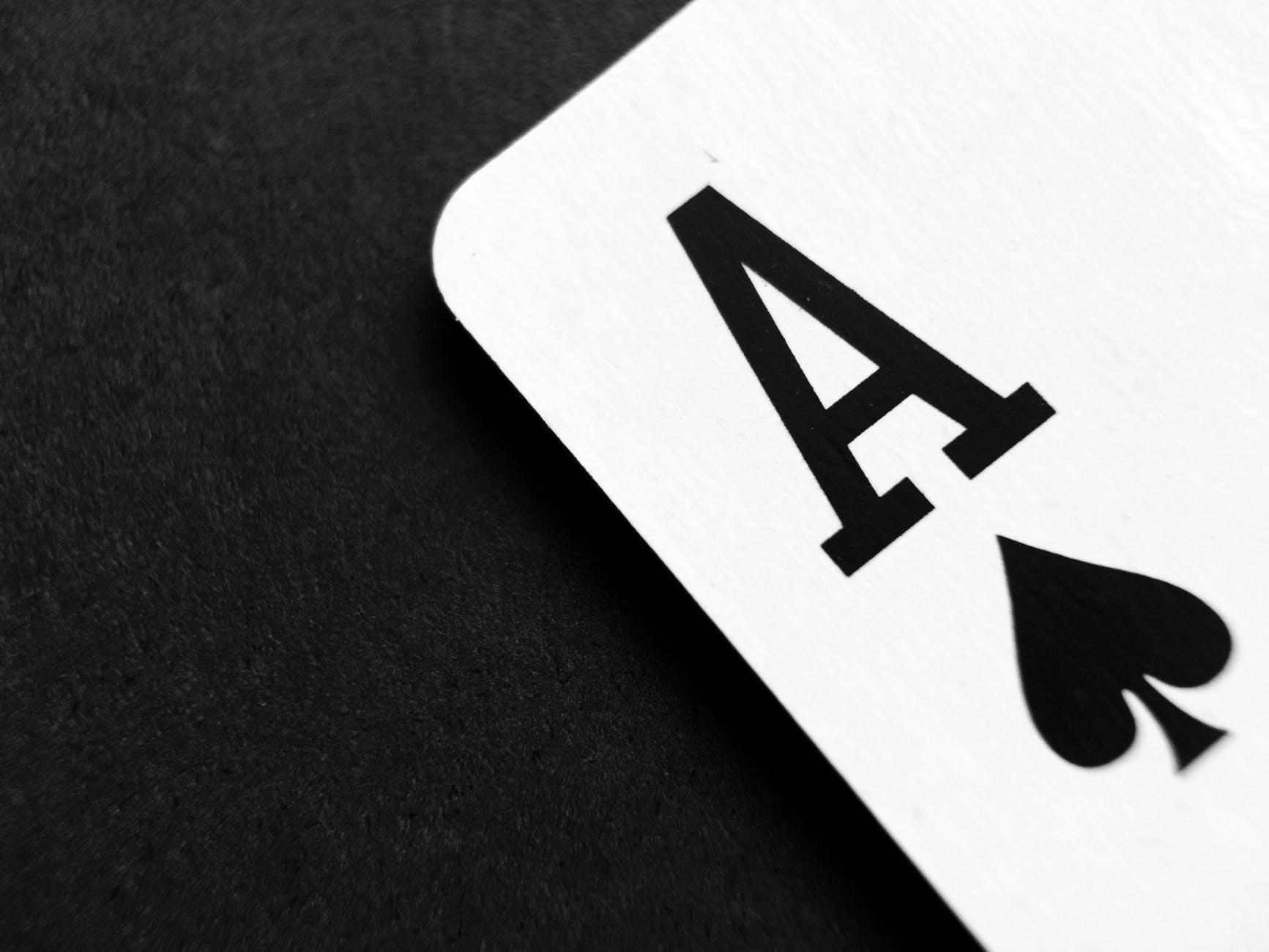 ace bet business card